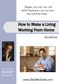 How to Make a Living Working From Home - Skip McGraths Auction