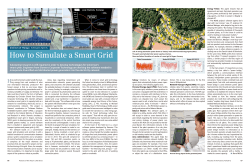 How to Simulate a Smart Grid - Siemens