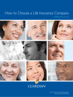 How to Choose a Life Insurance Company - Lucido-Morris and