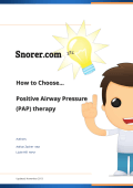 How to Choose… Positive Airway Pressure (PAP - Snorer.com
