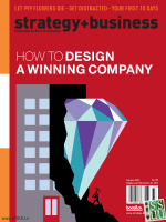 HOW TO DESIGN A WINNING COMPANY - issuu.ir