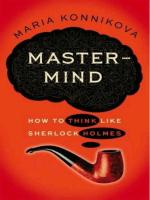 Mastermind: How to Think Like Sherlock Holmes - Evilzone upload