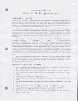Why Dont We Complain (pp. 6a-70) - lcusd