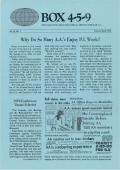 Box 459 - February-March 1979 - Why Do So Many A.A.s Enjoy P.I.