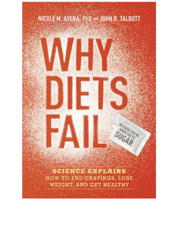 Why Diets Fail (Because Youre Addicted to Sugar) - Factor4 Weight