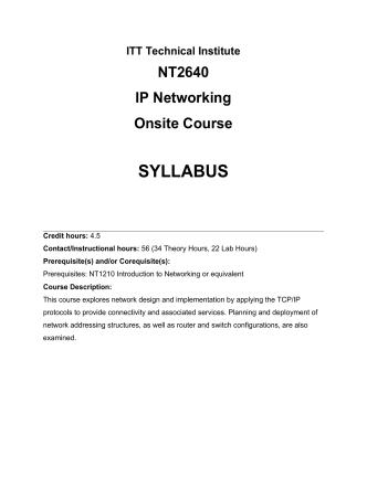 Curriculum Cover Sheet - Phdtaylor.com