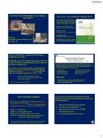 2/19/2014 1 Overview: ACR MRI QC Manual 2014 - AAPM Member