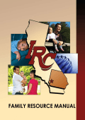 FAMILY RESOURCE MANUAL - Inland Regional Center