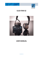 ELAD FDM-S2 User Manual - elad file browser