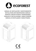 Manual instalación y mantenimiento 20-05-2014. - Ecoforest