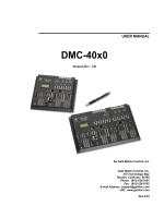 DMC-40x0 User Manual - SONG