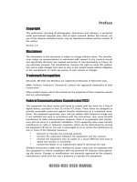 H81H3-M3S USER MANUAL Preface - ECS
