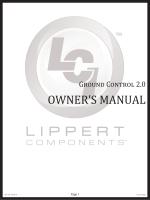 OWNERS MANUAL - Lippert Components, Inc. (LCI™)