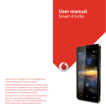 User manual - Vodafone