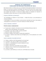 manual do candidato concurso de bolsas poliedro sp 2014