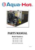 PARTS MANUAL - Aqua-Hot Heating Systems, Inc.