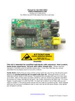 N3ZI DDS2 Manual - N3ZI Kits