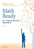 Unit 1 . Algebraic Expressions Student Manual - nrms