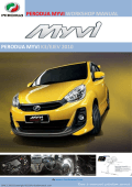 PERODUA MYVI WORKSHOP MANUAL - e-bookmanual
