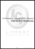 OWNERS MANUAL - Lippert Components, Inc. (LCI™)
