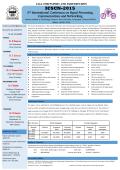 ICSCN 2015 - Anna University