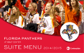 2014-15 Full Suite Menu - Florida Panthers