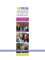 30th Anniversary 1983-2013 - Womens Foundation of Minnesota