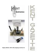 Najaar/Winter 2014 28e jaargang nummer 91 - Kent Electronics