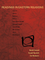 Readings in Eastern Religions - SIMBI
