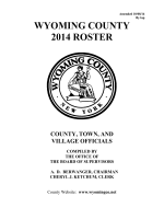 Wyoming County Roster/Directory