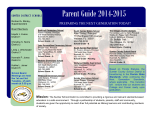 Parent Guide 2014-15 v5 - Sumter County School District