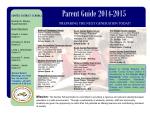 Parent Guide 2014-15 v5 - Sumter County School District