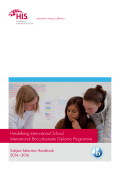 Heidelberg International School International Baccalaureate