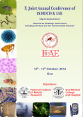 Brochure - X Joint Annual Conference of ISMOCD  IAE