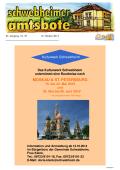 45. Jahrgang - Nr. 36 3. Oktober 2014 - Revista Verlag