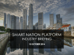 smart nation platform industry briefing - iDA