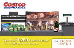 Costco UK Coupon Book PDF - Addicted To Costco!