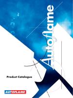 Product Catalog (PDF) - Autoflame