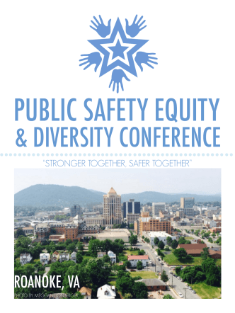 DIVERSITY CONFERENCE - Virginia Department of Health