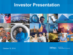 View the current Investor Presentation - September, 2014 - Infosys