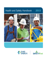 Health and Safety Handbook 2015 - Duke Energy