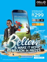 download franchise booklet - Cell C