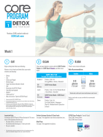 DETOX Phase Guide - Corein8.com