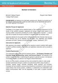 Portfolio Requirements - Sheridan College