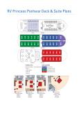 RV Princess Panhwar Deck  Suite Plans - Travelmarvel