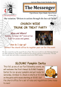 The Messenger - San Luis Obispo United Methodist Church