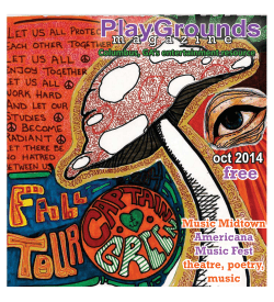 9pm - Playgrounds Magazine