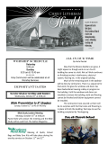 Newsletter - Christ Lutheran