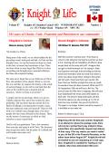 Knight Life Sept/October 2014 - Windsor Council 1453