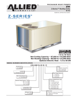 Z-Series (7.5-10 ZHA) - Allied Commercial